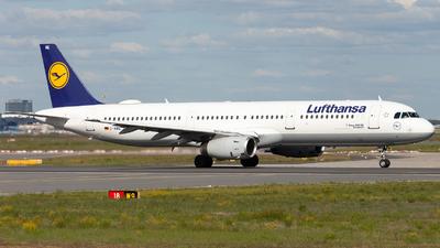 D-AIRE - Airbus A321-131 - Lufthansa