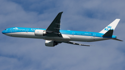 A picture of PHBVP - Boeing 777306(ER) - KLM - © Panteley Shmelev