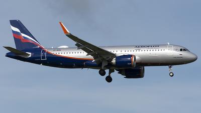 VP-BSN - Airbus A320-251N - Aeroflot