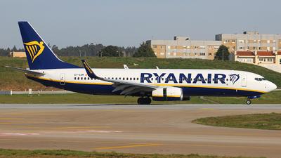 EI-GXM - Boeing 737-8AS - Ryanair