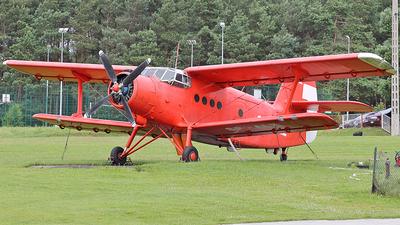 SP-ALZ - PZL-Mielec An-2 - Aero Club - Ziemi Lubuskiej
