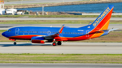A picture of N297WN - Boeing 7377H4 - Southwest Airlines - © global_flyer1