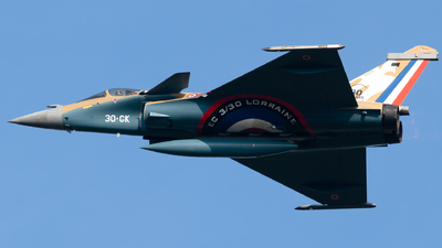 132 - Dassault Rafale C - France - Air Force