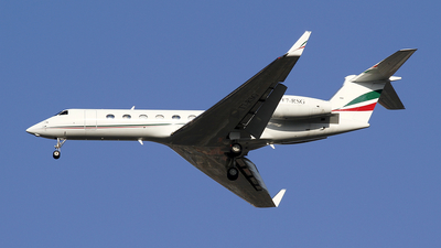 T7-RSG - Gulfstream G550 - Private