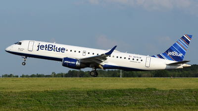 N375JB - Embraer 190-100IGW - jetBlue Airways