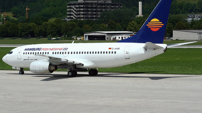 D-AHIB - Boeing 737-73S - Hamburg International