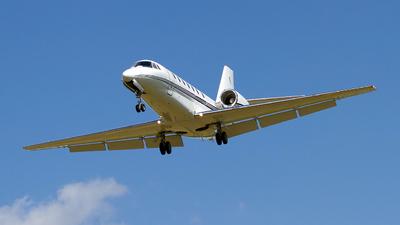 N680PG - Cessna 680 Citation Sovereign - Private