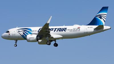 SU-GFQ - Airbus A320-251N - EgyptAir