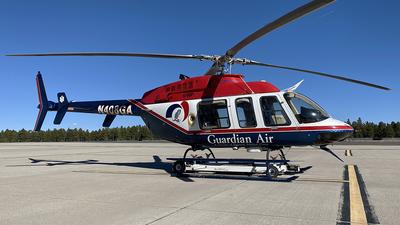 N408GA - Bell 407 - Guardian Air