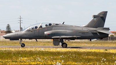 263 - British Aerospace Hawk Mk.120 - South Africa - Air Force
