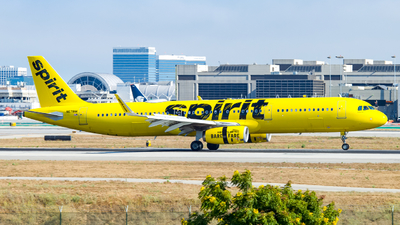 N679NK - Airbus A321-231 - Spirit Airlines