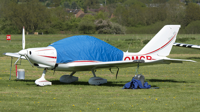 G-OMCB - TL Ultralight TL-2000 Sting S4 - Private