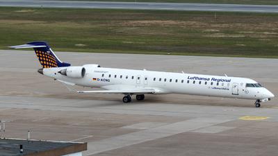 D-ACNG - Bombardier CRJ-900 - Lufthansa Regional (CityLine)