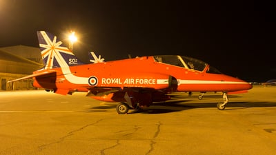 XX244 - British Aerospace Hawk T.1W - United Kingdom - Royal Air Force (RAF)