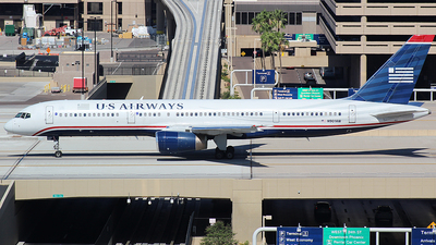 A picture of N901AW - Boeing 7572S7 - [23321] - © Nathan L