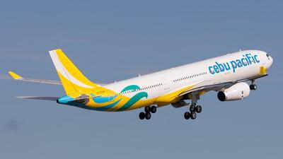 RP-C3347 - Airbus A330-343 - Cebu Pacific Air