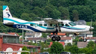 D-FALB - Cessna 208B Grand Caravan - Private