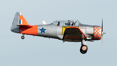 N246Z - North American AT-6 Texan - Private
