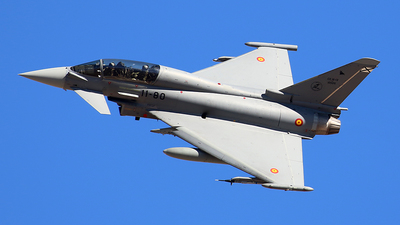 CE.16-13 - Eurofighter Typhoon EF2000(T) - Spain - Air Force