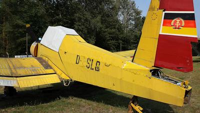 D-ESLQ - Zlin Z-37A Cmelák - Private