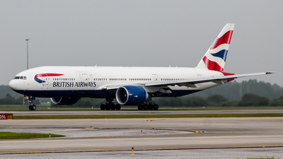 G-VIIT - Boeing 777-236(ER) - British Airways
