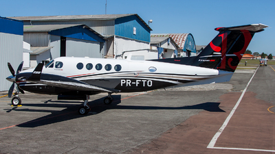 PR-FTO - Beechcraft B200GT Super King Air - Private