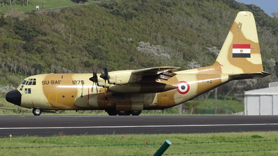 1275 - Lockheed C-130H Hercules - Egypt - Air Force