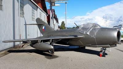 1397 - Mikoyan-Gurevich Mig-15bisSB Fagot - Czech Republic - Air Force