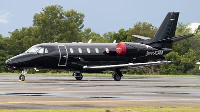 A picture of PRGAM - Cessna 560XL Citation Excel - [5605256] - © Lucas Sérgio