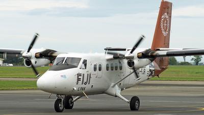 DQ-FJR - Viking DHC-6-400 Twin Otter - Fiji Link