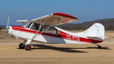 CC-PTD - Aeronca 7EC Champion - Private
