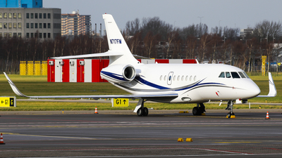 N717FM - Dassault Falcon 2000 - Private
