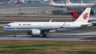 A picture of B8890 - Airbus A320271N - Air China - © SunnyZUUU