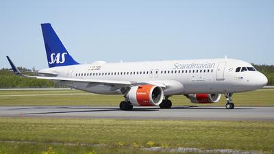 SE-ROR - Airbus A320-251N - Scandinavian Airlines (SAS)