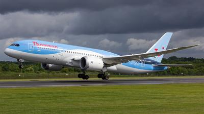 G-TUIB - Boeing 787-8 Dreamliner - Thomson Airways