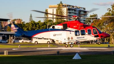 A picture of VHEGF - Leonardo AW139 - [31826] - © James Saunders