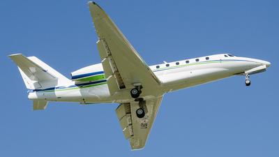 OK-JRT - Cessna 680 Citation Sovereign Plus - Travel Service