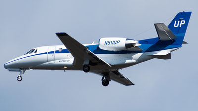 N511UP - Cessna 560XL Citation Excel - Wheels Up