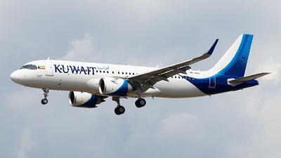 9K-AKO - Airbus A320-251N - Kuwait Airways