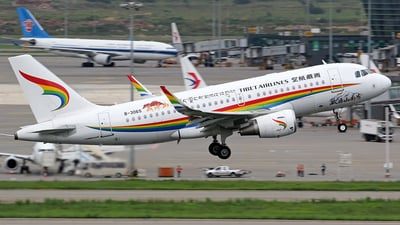 B-306S - Airbus A319-115 - Tibet Airlines