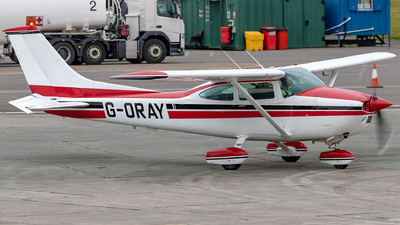 A picture of GORAY - Cessna F182Q Skylane - [0132] - © Phil Woods