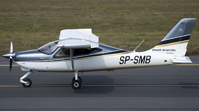 SP-SMB - Tecnam P2008JC MkII - Smart Aviation (Poland)