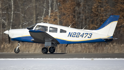 N22473 - Piper PA-28-161 Warrior II - Private