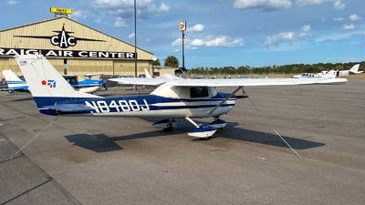 N8480J - Cessna 150G - Private