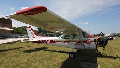 HA-SJF - Cessna 172N Skyhawk II - Jank Air