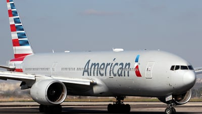 A picture of N762AN - Boeing 777223(ER) - American Airlines - © Rami Mizrahi