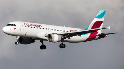 A picture of DABZN - Airbus A320216 - Eurowings - © Airlinergeek