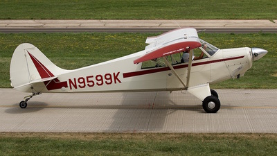 N9599K - Christen A-1 Husky - Private