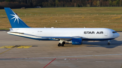 A picture of OYSRO - Boeing 76725E(BDSF) - Star Air - © Marcel Schmidt