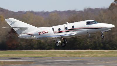 N54DR - Dassault Falcon 10 - Private
